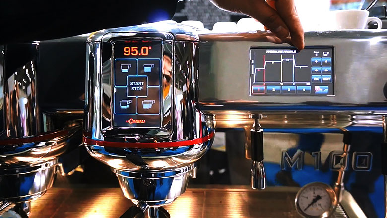 Lacimbali Espressomaskiner